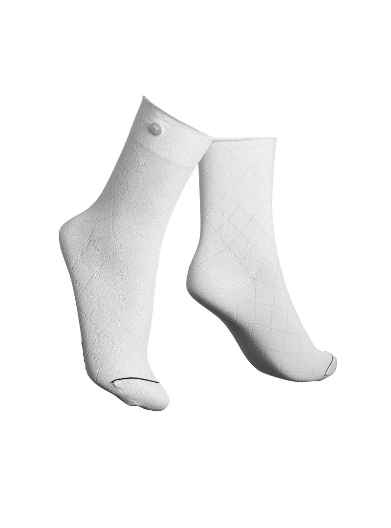 Qnoop socks Miami fence - socks - off white