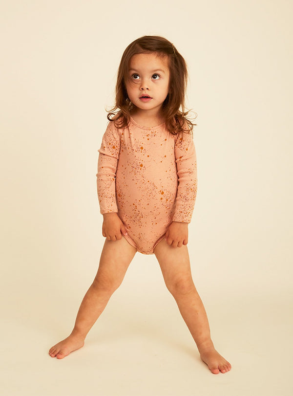 Soft gallery baby 3m Bob body - peach perfect