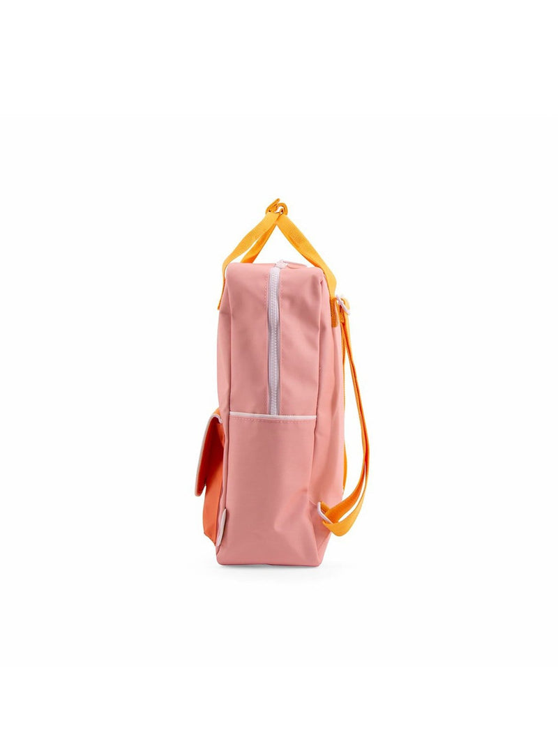 Large wanderer - backpack - candy pink