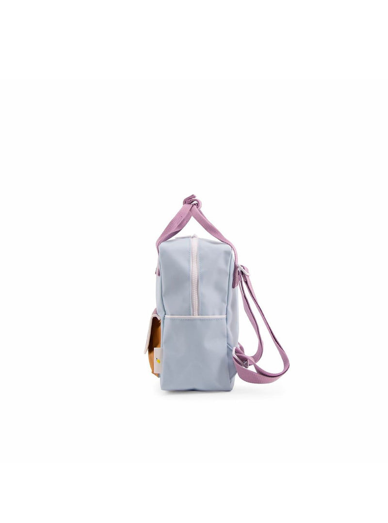 sticky lemon Kids bags Small wanderer - backpack - sky blue
