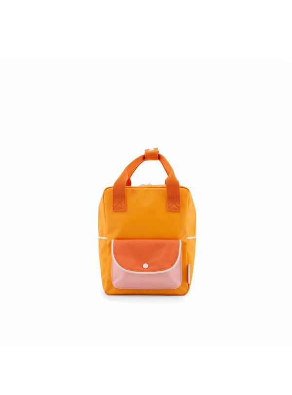 sticky lemon Kids bags Small wanderer - backpack - sunny yellow