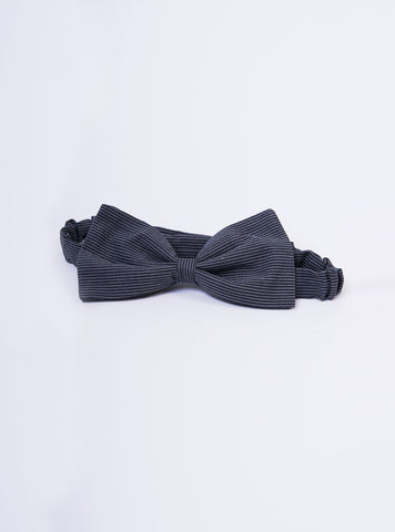 Bow tie - blue stripe