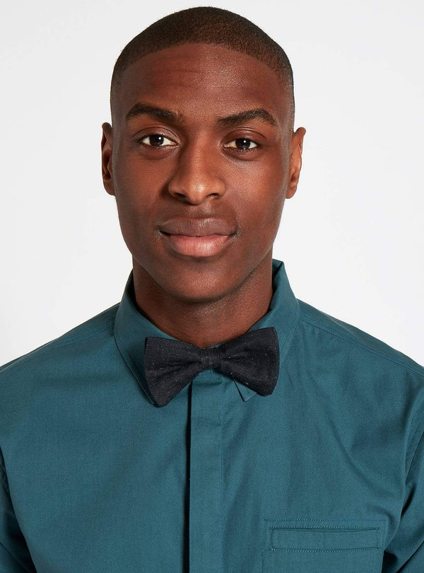 studio JUX accessories Bow tie - dark blue