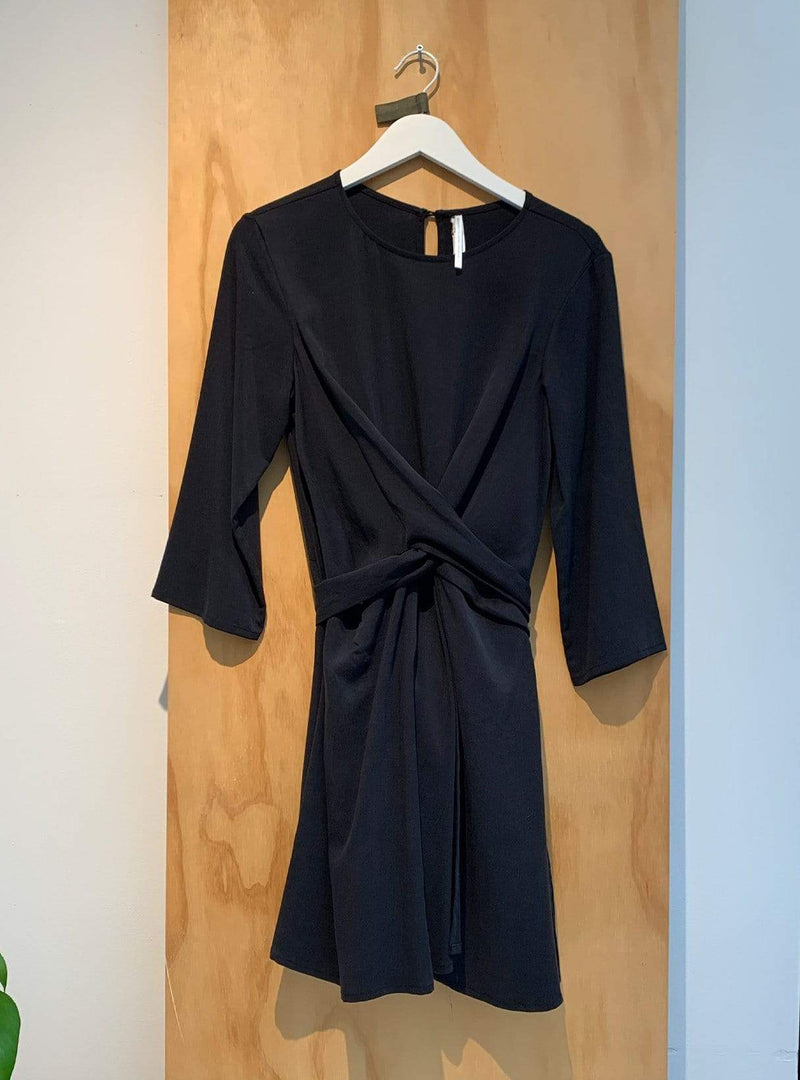 studio JUX Archive sale 38 Tencel - dress - black