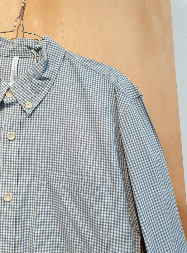 studio JUX Archive sale L Shirt - small check