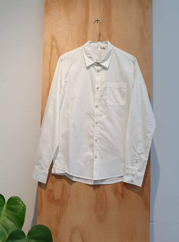 studio JUX Archive sale S Organic cotton - shirt - white