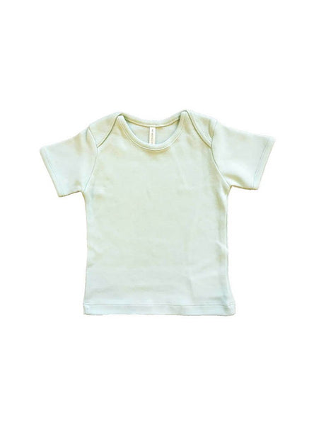 Baby t-shirt - light mint