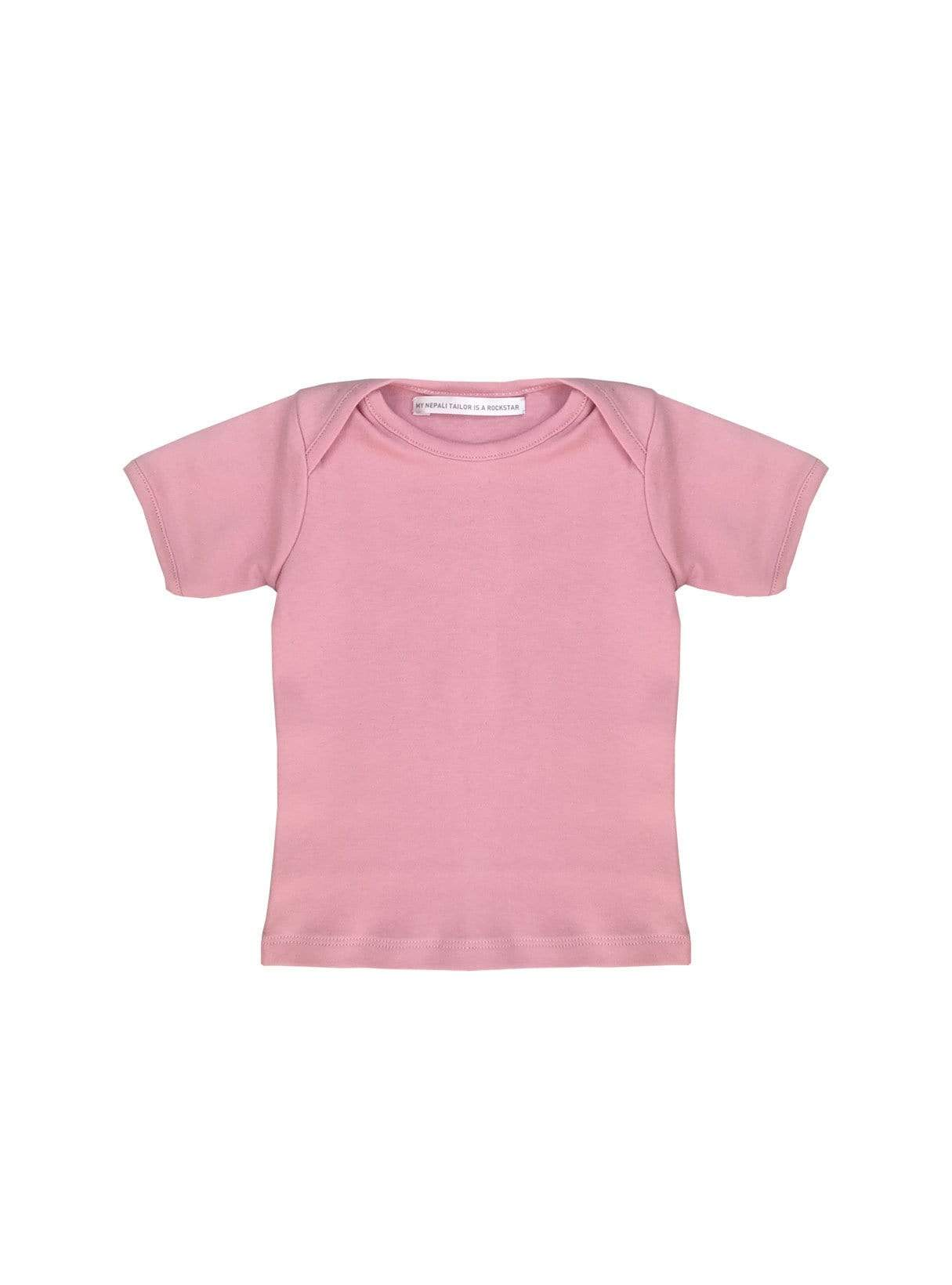 Baby t-shirt - pink