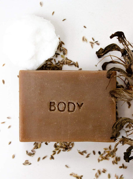 Herbal neem - bodywash bar