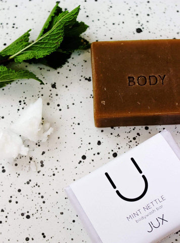 Mint nettle - bodywash bar