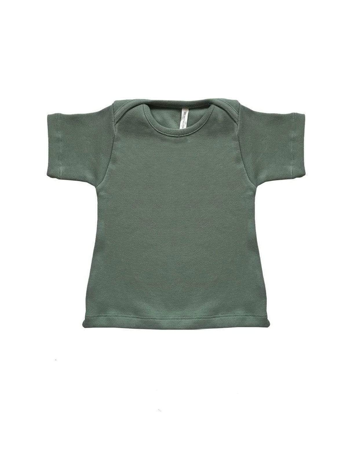 Baby t-shirt - dark mint