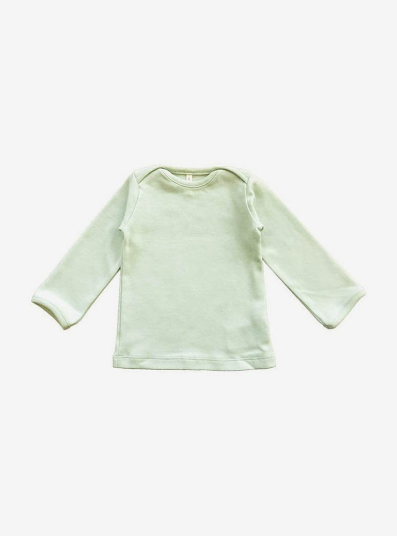 studio JUX Kids tops Baby long sleeve shirt - mint