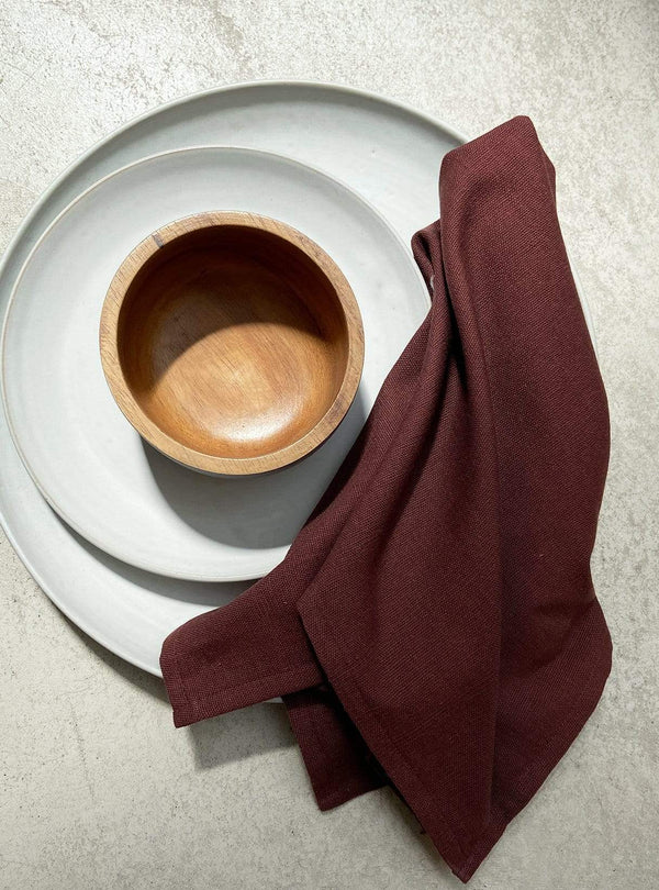 studio JUX Kitchen Napkin - red nomad