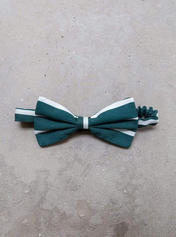 Bow tie - deep sea stripe