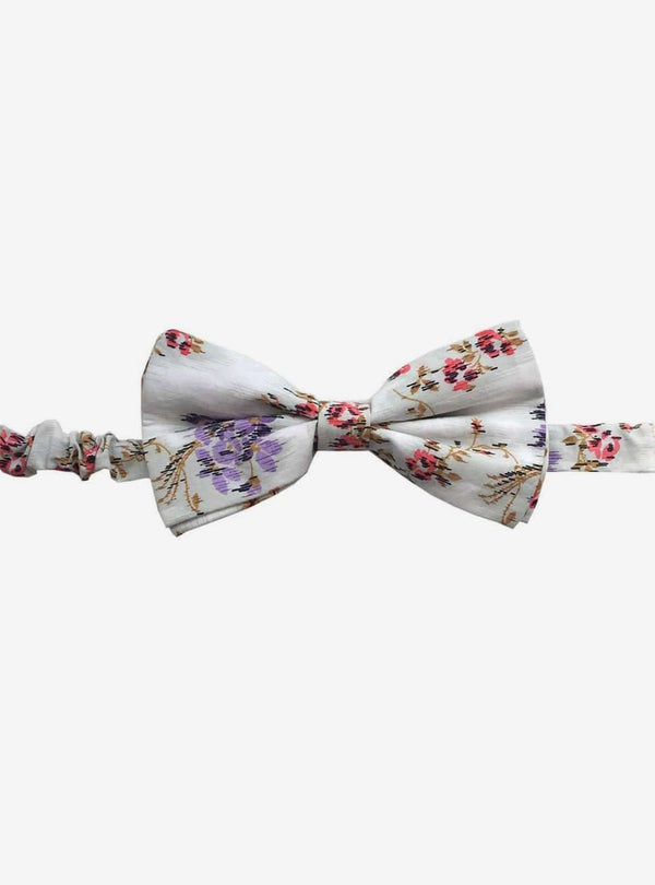 studio JUX Mens accessories Bow tie - frosty flower