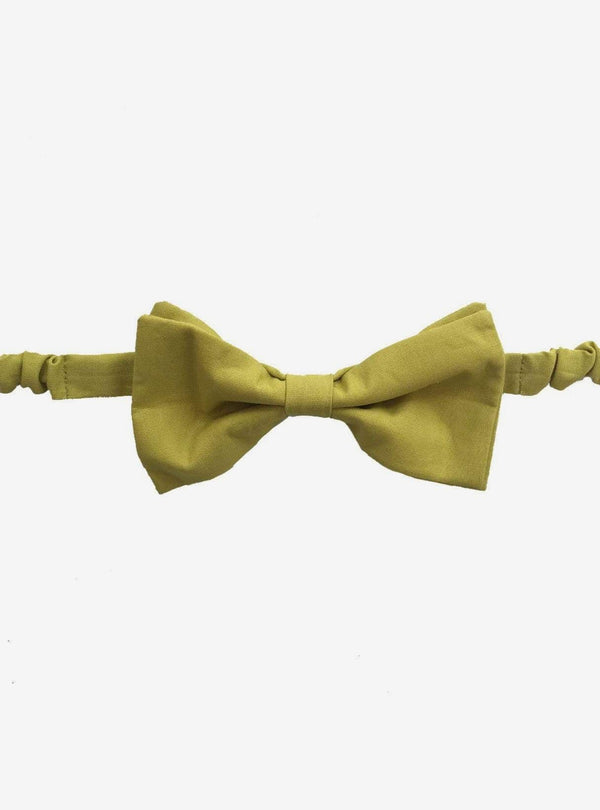 studio JUX Mens accessories Bow tie - ochre