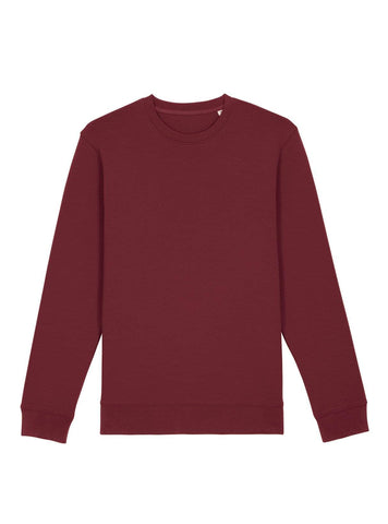 Unisex sweater - burgundy