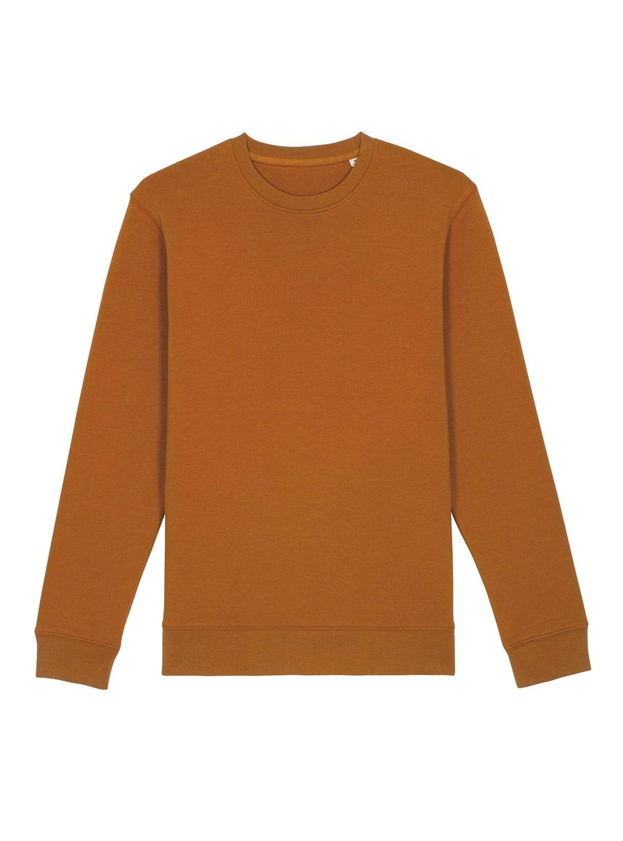 Unisex sweater - roasted orange