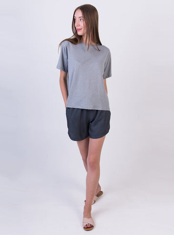 studio JUX t-shirt 34 Oversized tshirt - grey