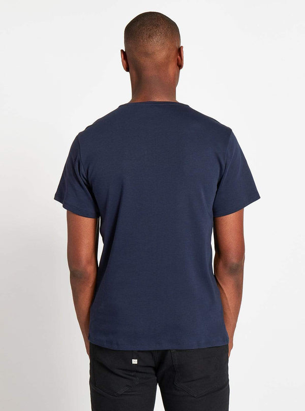 studio JUX t-shirt Cotton jersey t-shirt - dark blue