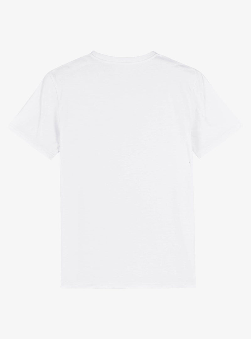 studio JUX Unisex Organic cotton - crewneck t-shirt - white