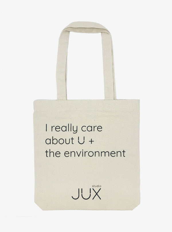 studio JUX Womens bags Organic cotton - tote bag - natural
