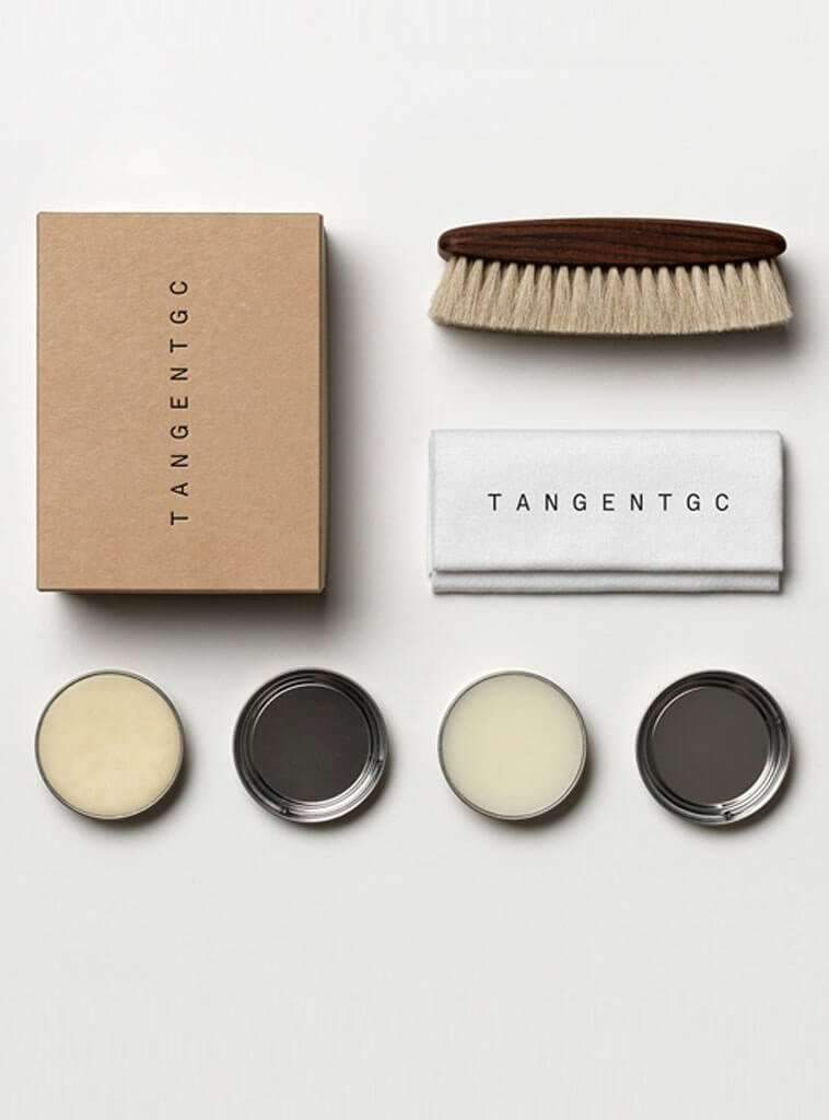 Tangentgc accessories Shoe care set