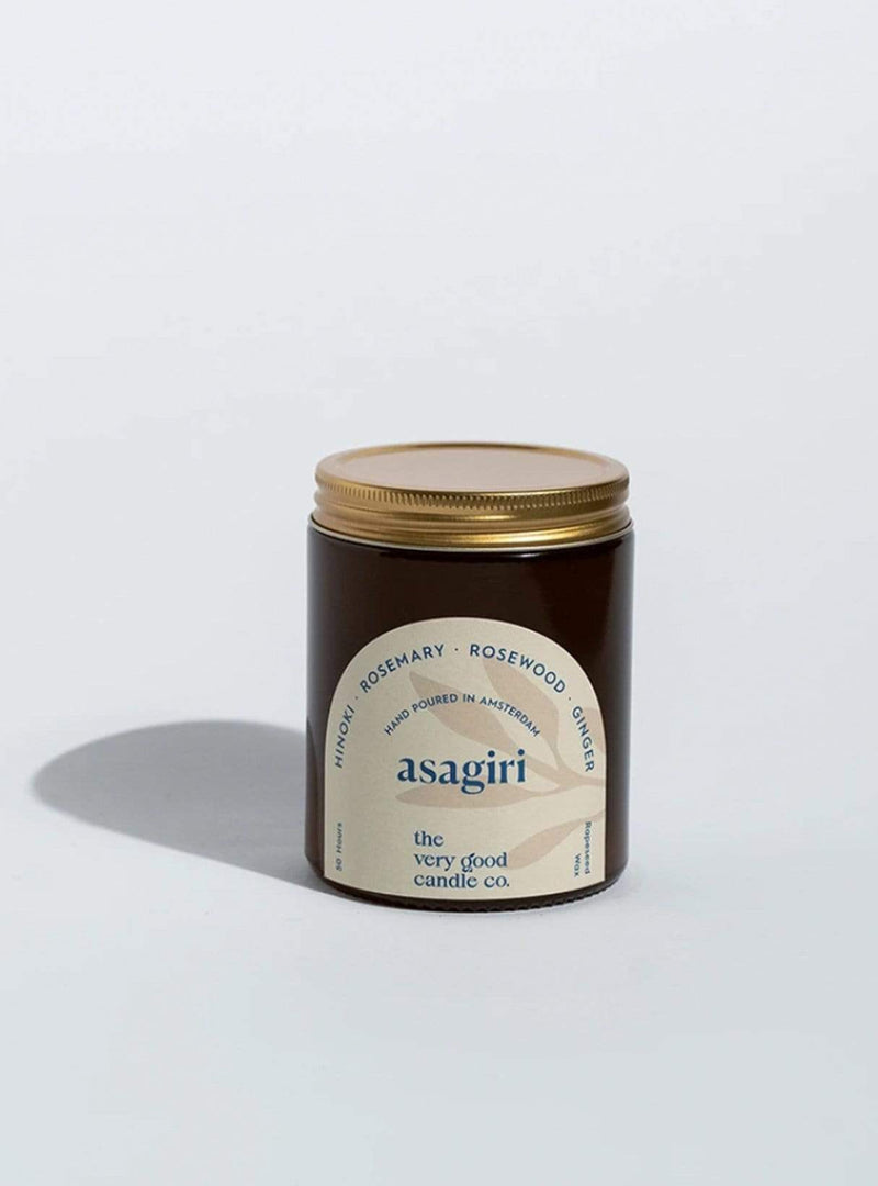 the very good candle co. Candles Asagiri - rapeseed candle mid size  - 170ml