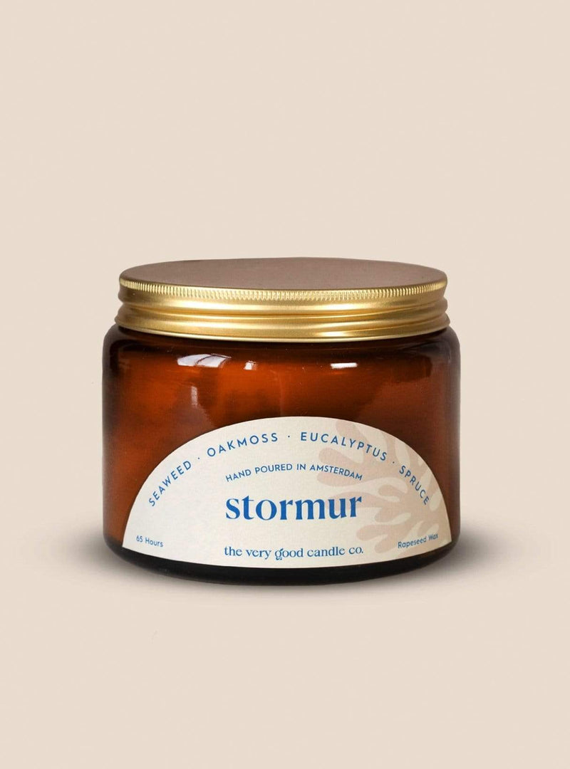 the very good candle co. Candles Stormur - rapeseed candle  - 500ml