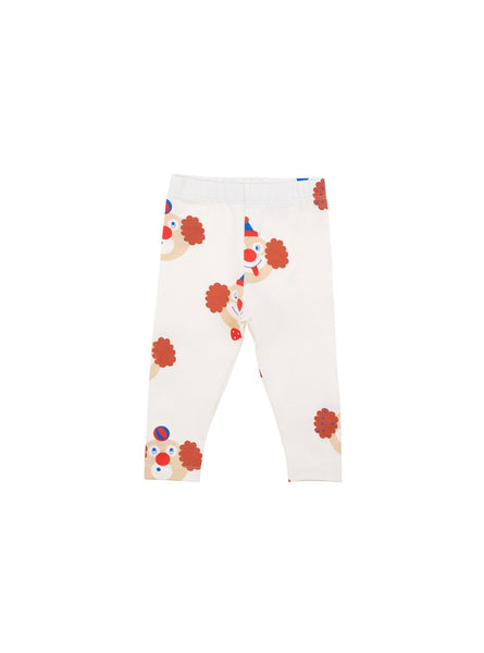 Clowns pant - off-white/sienna