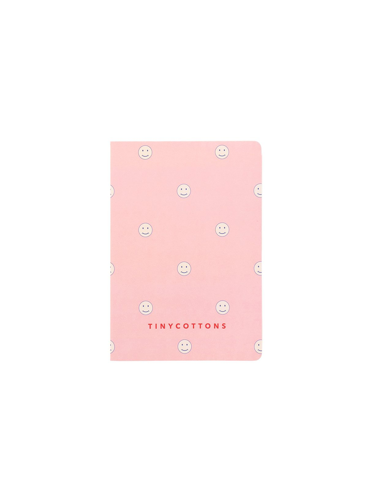 Block party notebook - pink