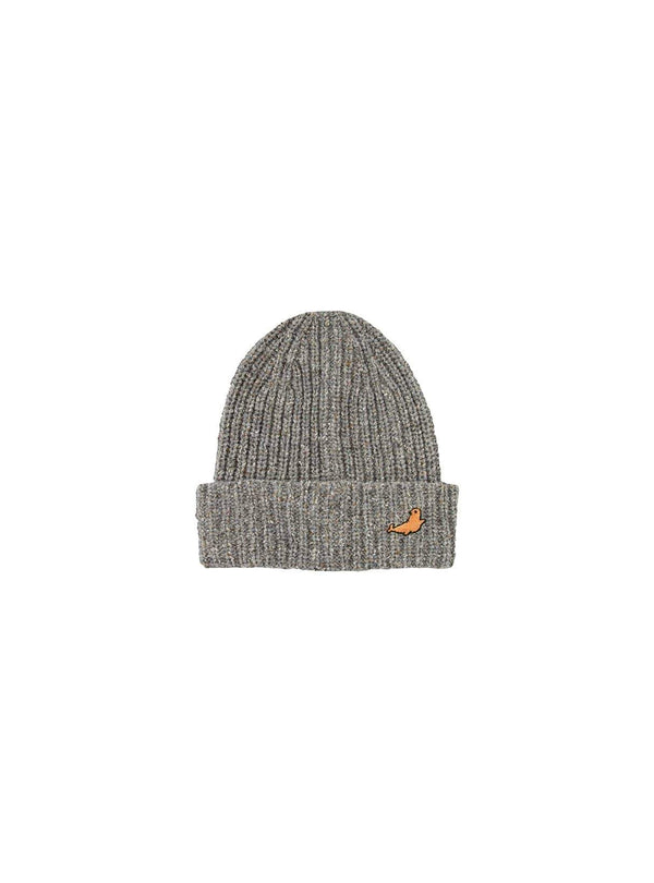 Tinycottons baby Little seal - beanie - grey