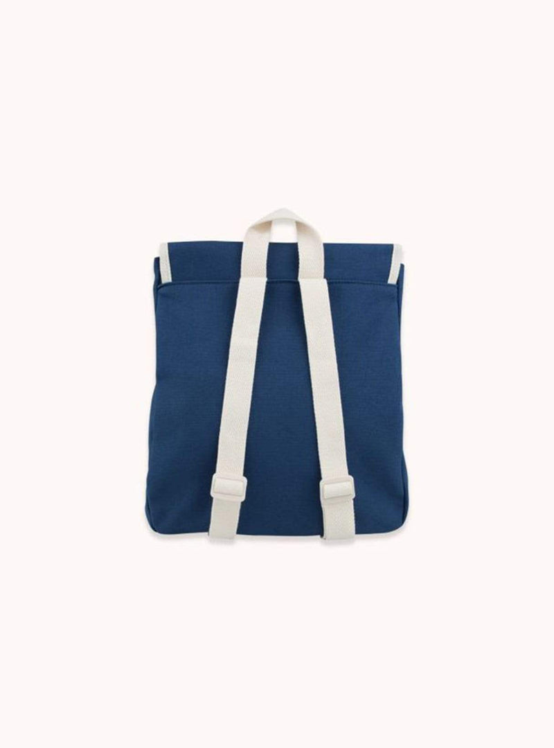 tinycottons Kids accessories Il bassotto - backpack - light navy/brick