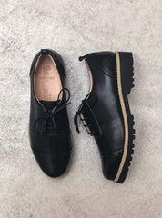 Werbio nappa - shoe - black
