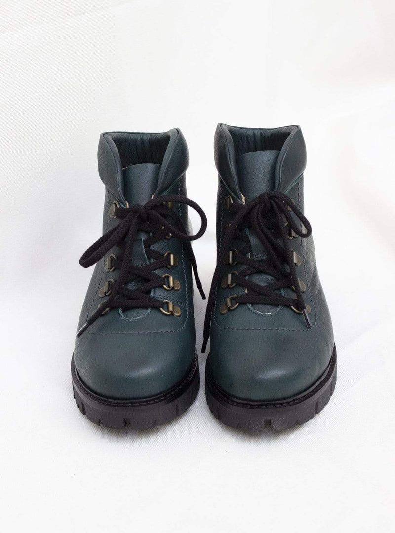 werner Womens shoes Hiking boot - bottle green