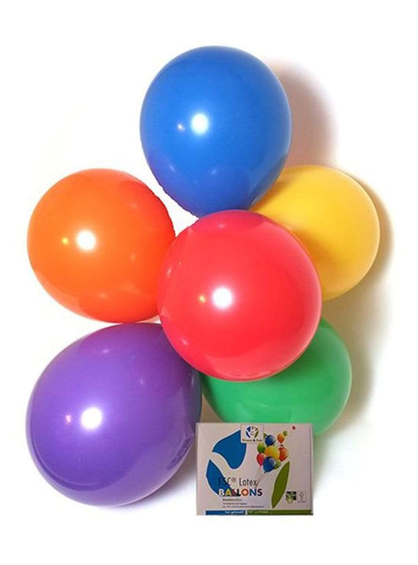 zero waste Zero waste Balloons - 18 pieces - mix colours