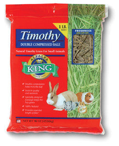Alfalfa King Timothy Hay (No ziplock)