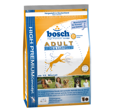 Bosch High Premium - Adult Fish & Potato