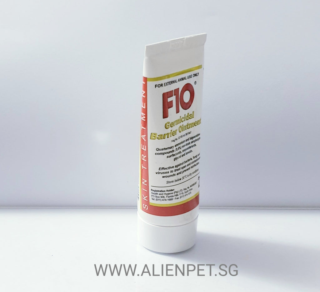 F10 Germicidal Barrier Ointment (No Alien$)