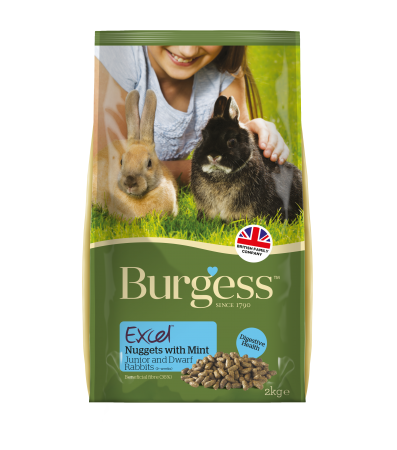 Burgess Excel - Rabbit Junior and Dwarf Nuggets