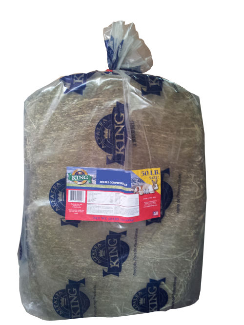 Alfalfa King Timothy - 50lb  (Earn Alien$4)