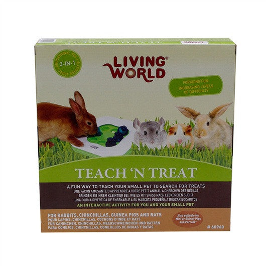 Living World - Teach 'n Treat (No Alien$)
