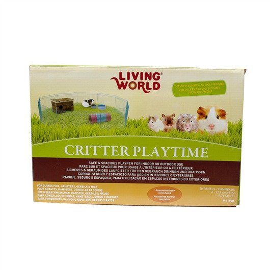 Living World - Critter Playtime