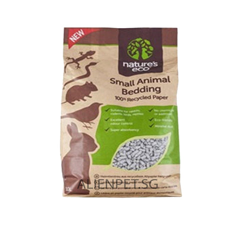 Nature's Eco Small Animal Bedding 30L (No Alien$)