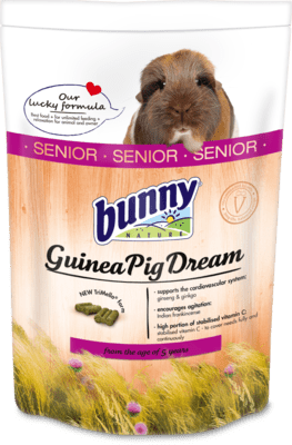 Bunny Nature - Dream Senior Guinea Pig (No Alien$)