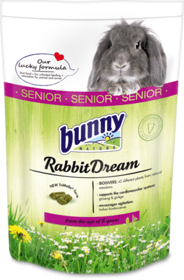 Bunny Nature - Dream Senior Rabbit (No Alien$)