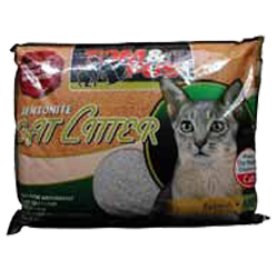 Tom & Pus Bentonite Cat Litter