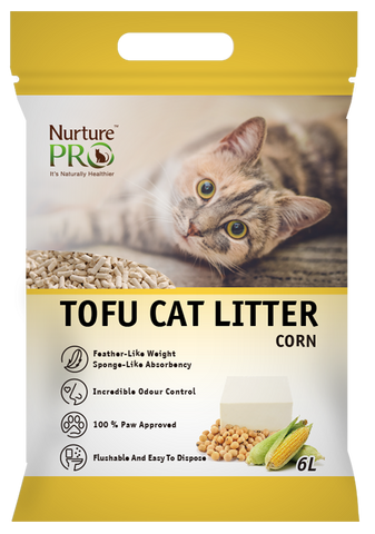 Nuture Pro - Tofu Cat Litter Corn