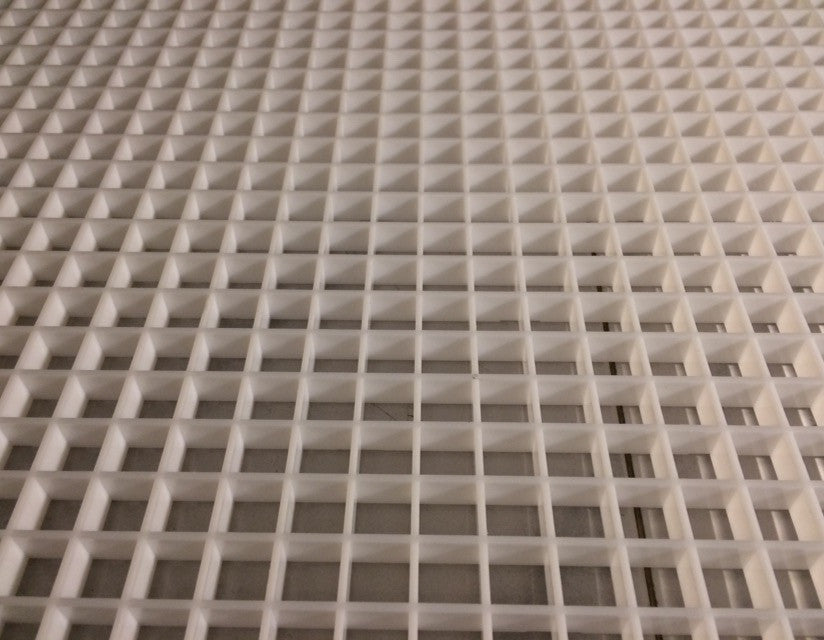 DREAMY Hard PLASTIC MESH (No Alien$) - Approx. 65.2cm x 39.8cm