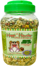 Happi Hamster - Healthy Long Life